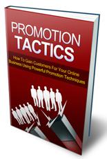 PromotionTactics