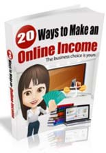 20 Ways Online Income