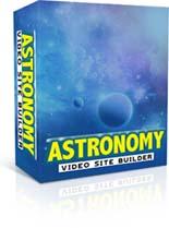 Astronomy Site Builder