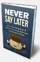 NeverSayLater