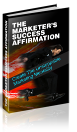 Marketing Success Affirmation