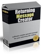 Returning Message Creator