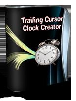 TrailingClockCursor