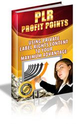 PLR Profit Points
