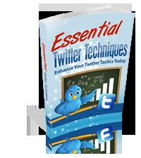 Essential Twitter Tech