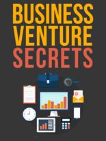 Business Venture Secrets