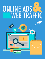 Online Ads Webs Traffic