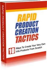 Rapid Product Creation