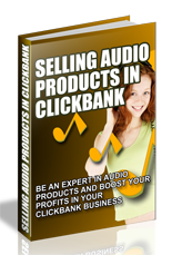 Sell Audio Products Clickbank