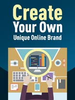Create Unique Online Brand
